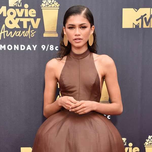 Zendaya, 2018 MTV Movie & TV Awards, Arrivals
